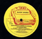 Black Uhuru - Guess Who Is Coming To Dinner / dub / dub (Taxi) UK 12""